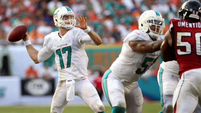 Miami Dolphins-Baltimore Ravens Preview
