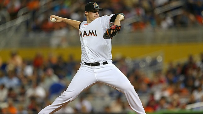 Tom Koehler Dominates Nationals as Marlins End Eight-Game Skid