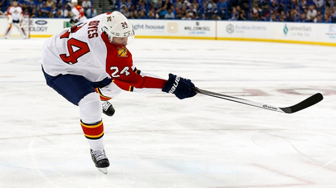 Panthers Lose in Shootout To Capitals