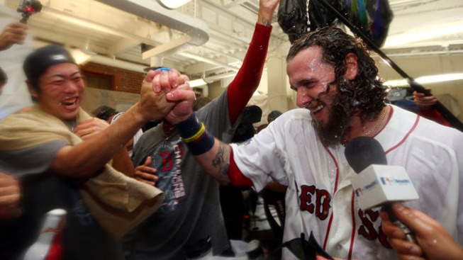Jarrod Saltalamacchia Ready For Reunion With Boston Red Sox on Thursday