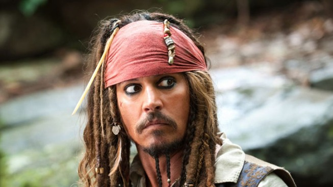 Johnny Depp: Why I Travel With My Captain Jack Sparrow Costume