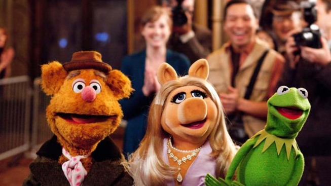 Unintentional Political Muppets