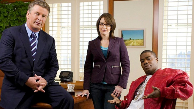 "A Fast and Funny Farewell for ""30 Rock"""