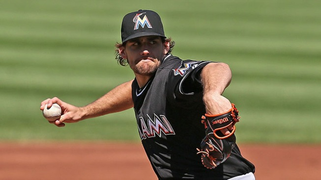 Marlins Fall in 13 As Win Streak Ends