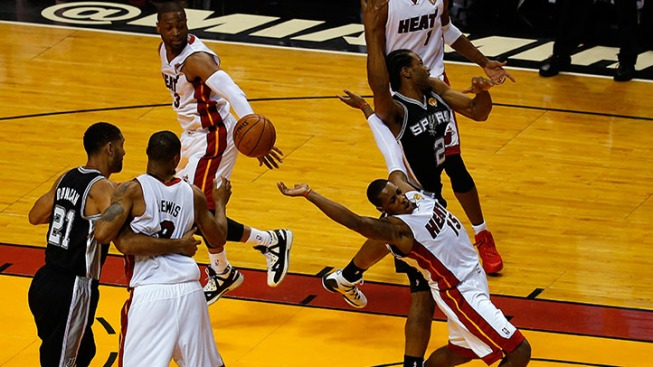 Heat Destroyed by Spurs 111-92