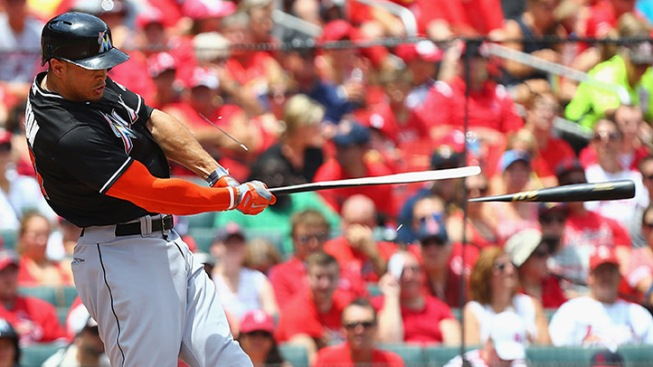 Giancarlo Stanton Will Represent Marlins At All-Star Game