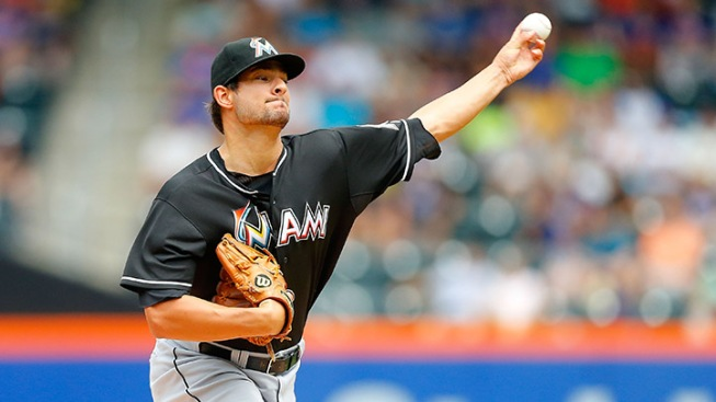 First Half Ends For Marlins With Lopsided Loss