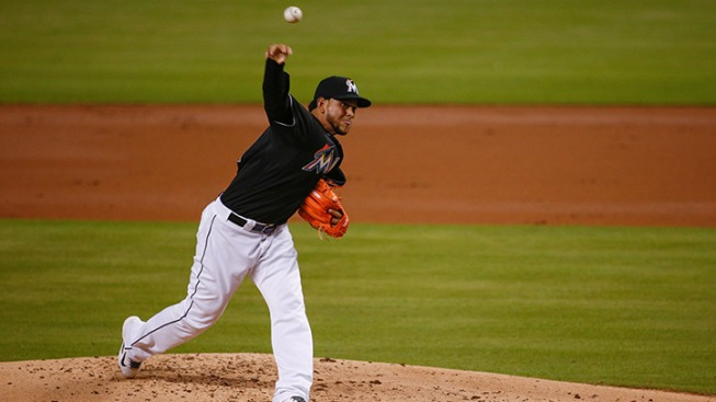 Alvarez Leads Marlins To Sixth Straight Win