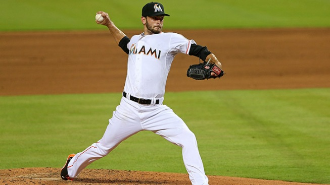 Marlins Blank Cards To Take Series