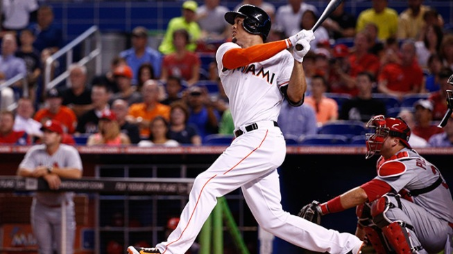 Stanton Goes Deep Twice in Win