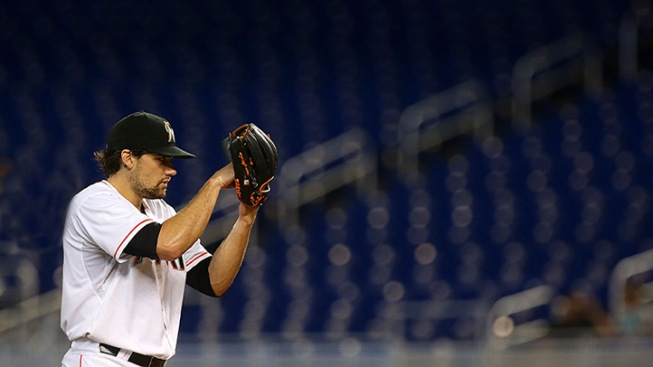 Comeback Falls Short For Marlins in Loss To Rangers