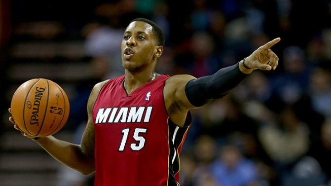 Chalmers To Sign Two-Year Deal With Heat