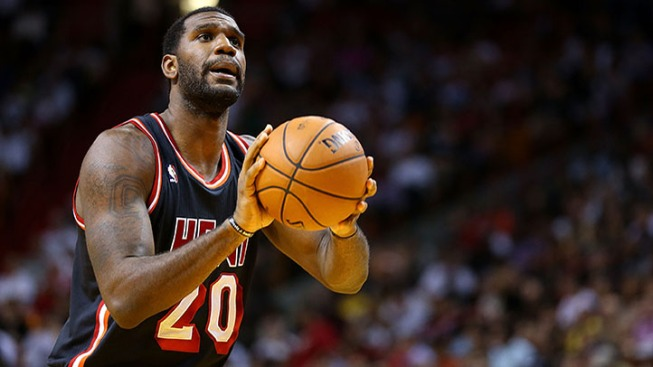 Greg Oden to Continue as Starting Center for Miami Heat