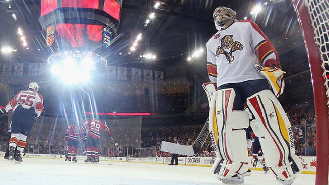 Panthers Announce 2014-15 Schedule