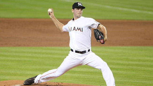 Marlins Place Jacob Turner on Disabled List With Shoulder Strain