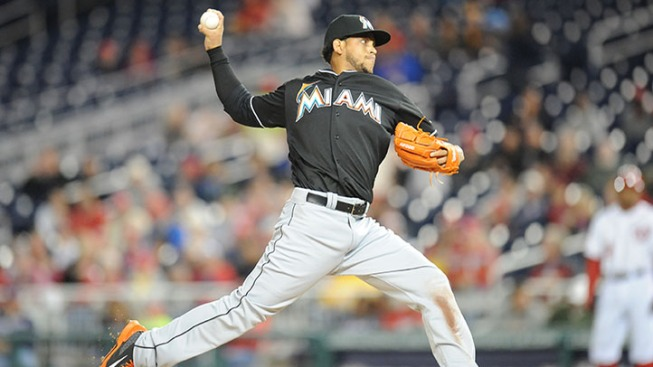 Marlins Drop Second Straight With Shutout Loss to Nationals
