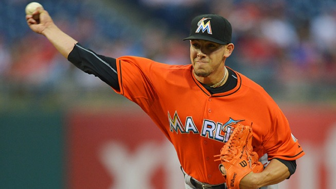 Marlins Return Home With Ace On The Mound