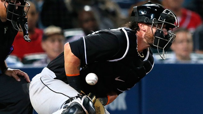 Marlins Promote Prospect Realmuto, Place Saltalamacchia on DL
