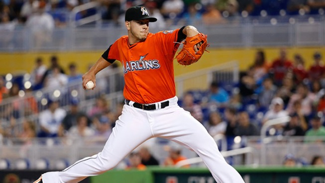 Fernandez Has Torn Ligament In Elbow