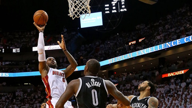 Miami Heads To Brooklyn With 2-0 Series Lead After Game Two Victory
