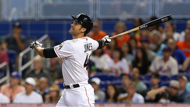 Jones Homers To Give Marlins Comeback Win