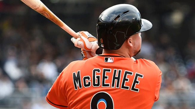 McGehee Comes Up Big Again As Marlins Walk-Off