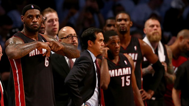 Heat Head To 4th Straight NBA Finals