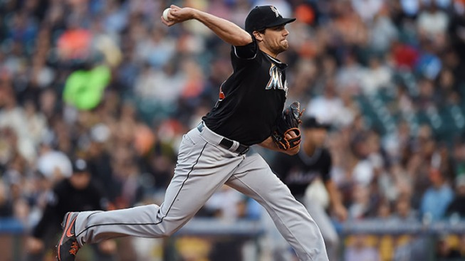 Eovaldi Struggles in San Fran As Marlins Lose 16th on Road