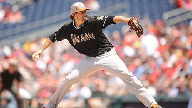 Marlins Edge Nationals For Memorial Day Victory