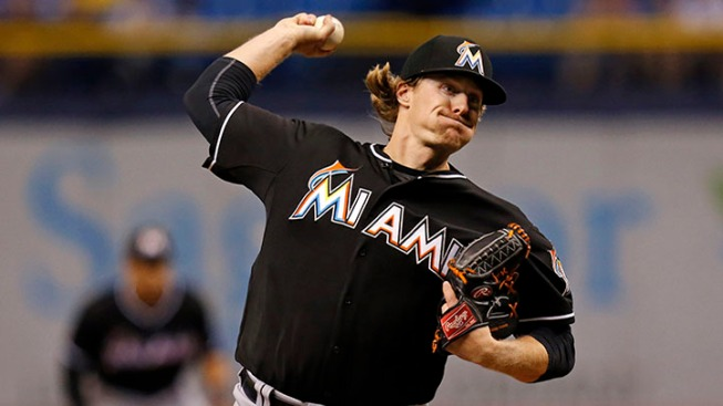 Marlins Within Half-Game of First After Third Straight Win