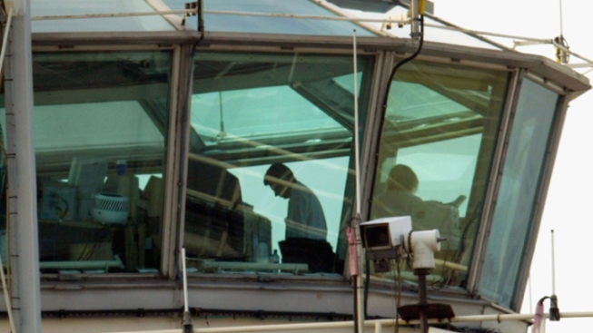 Snoozing Miami Air Traffic Controller Fired