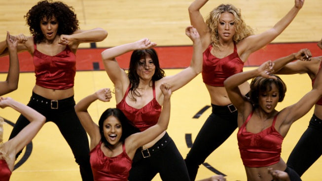 Miami Heat Holding Open Dance Team Tryouts For 2016-17 Season