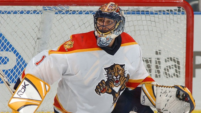 Florida Panthers Bring Back Roberto Luongo In Trade With Canucks