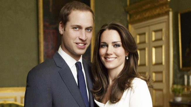 No Wedding Band for Prince William