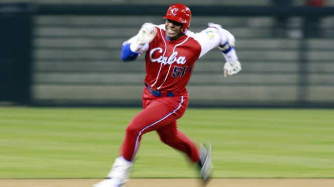 Marlins Targeting Cuban Phenom Cespedes