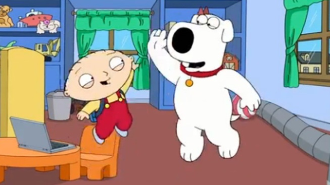 "Not Funny: ""Family Guy"" Characters High-Five Over 9/11"
