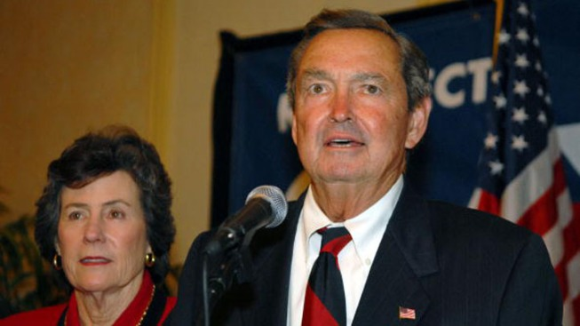 Former US Rep. Clay Shaw dies at 74