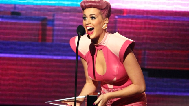 Katy Perry a No-Go For People's Choice Awards