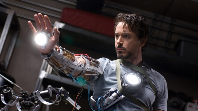 "Robert Downey Jr. Takes Playing Iron Man as ""Seriously as Shakespeare"""