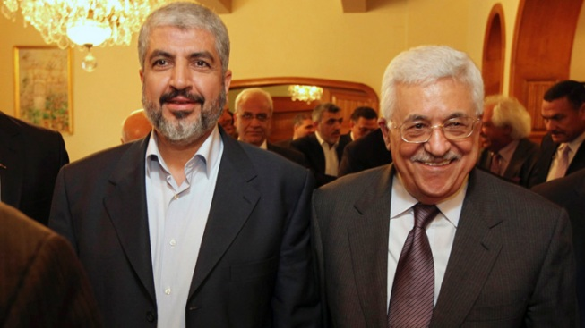 Hamas Chief Arrives in Gaza for First-Ever Visit