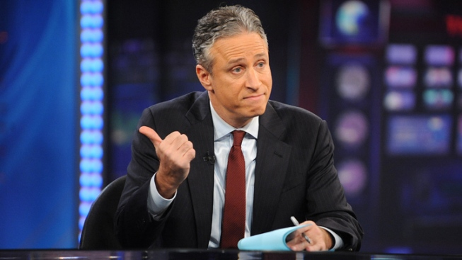 "Jon Stewart: ""Nobody Wants To Take"" GOP VP Slot"