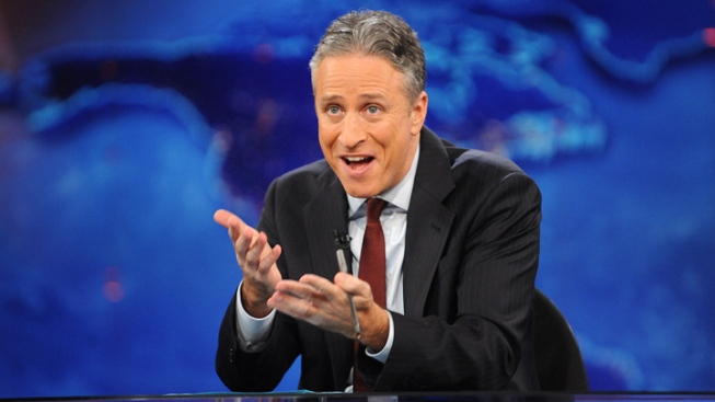 "Jon Stewart: ""Hilary Rosen Just Made the Republican Party Pro-Choice!"""
