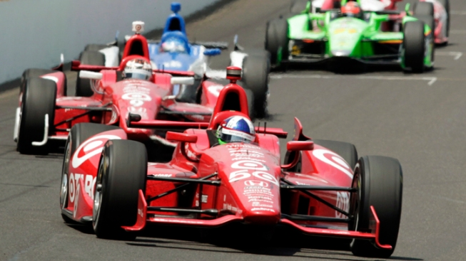 Dario Franchitti Wins Third Indy 500