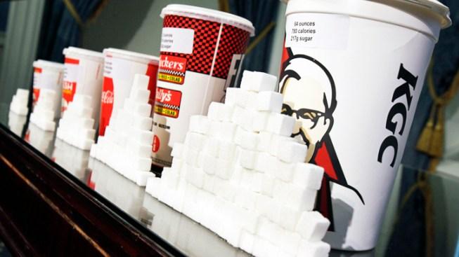 Judge Strikes Down NYC's Large Soda Ban