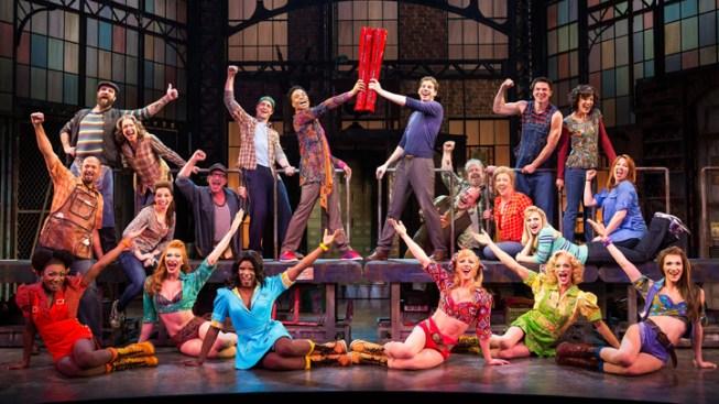 """Kinky Boots"" Leads with 13 Tony Award Nominations"