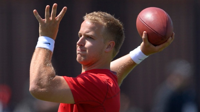 USC's Barkley, 3 Other QBs Picked in 4th Round