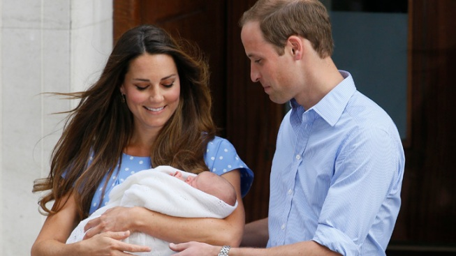 Swaddle-Maker Swamped After Prince George's Photo-Op