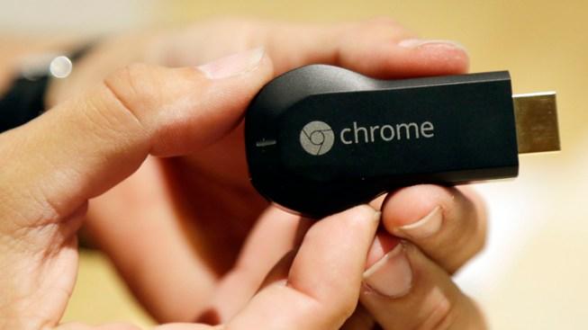 High Praise for Google's Video-Streaming Chromecast