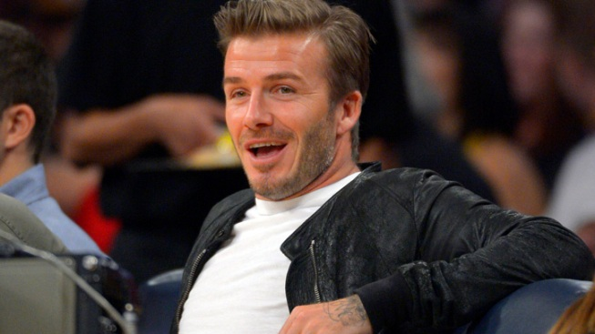 "David Beckham ""Excited"" About Owning MLS Franchise in Miami"