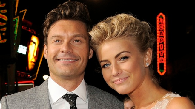 Ryan Seacrest and Julianne Hough Break Up